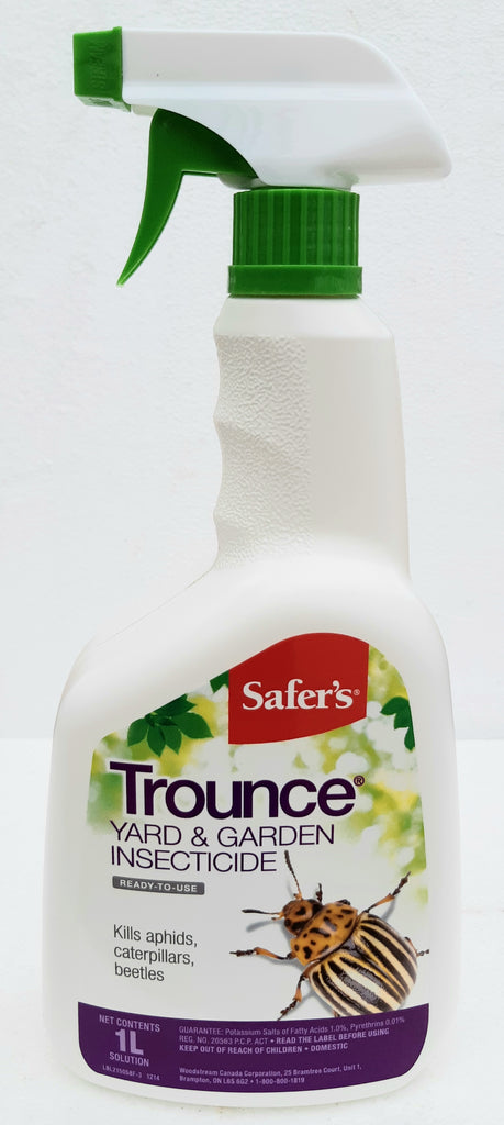 Safer's Trounce Yard and Garden Insecticide