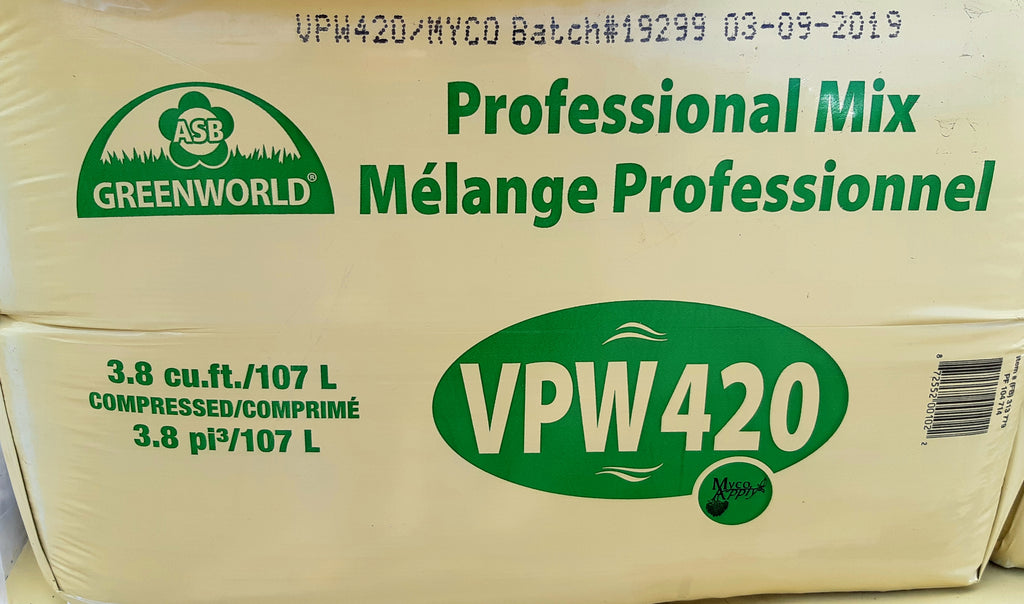 VPW 420 Professional Mix