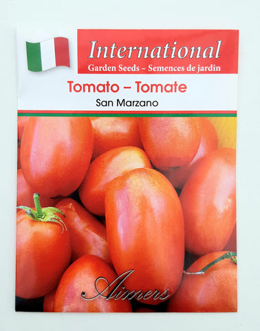 Tomato 'San Marzano' Aimers International