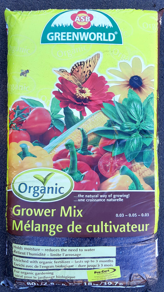 Grower Mix (Organic)