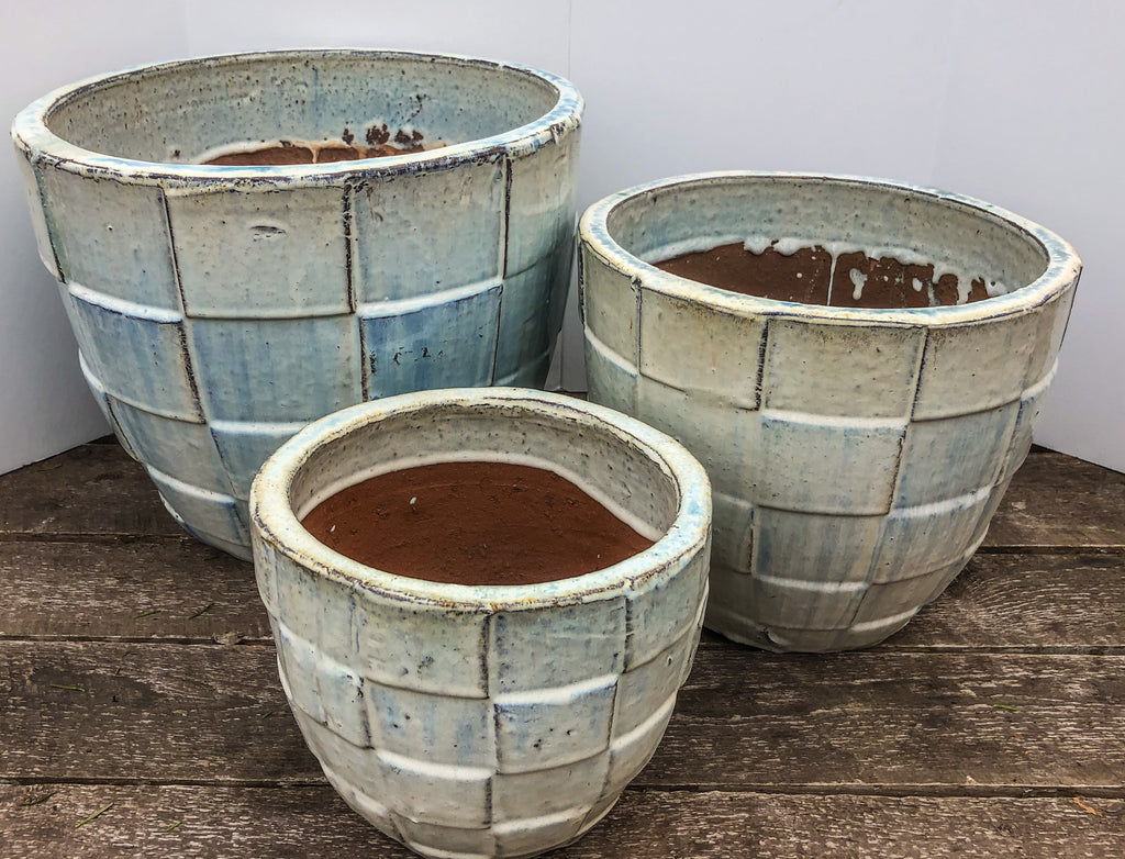 Glazed Terracotta Pots