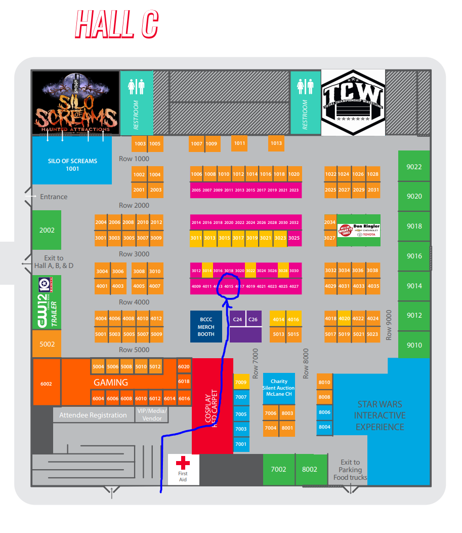 bellcountycomiccon-map