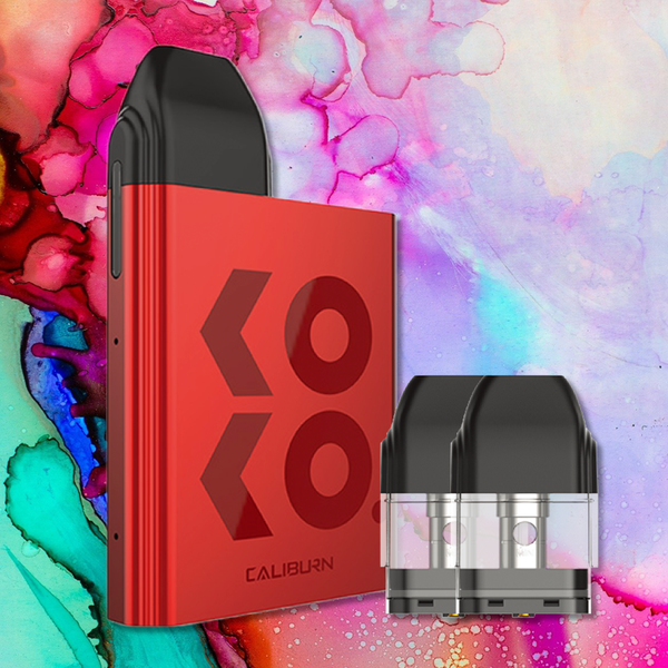 UWELL Caliburn Koko Kit & Caliburn Pod Combo