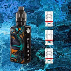 VOOPOO Drag 2 Refresh Edition Kit & PnP Coil Combo