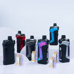 GEEKVAPE Aegis Boost Plus Kit & Coil Combo