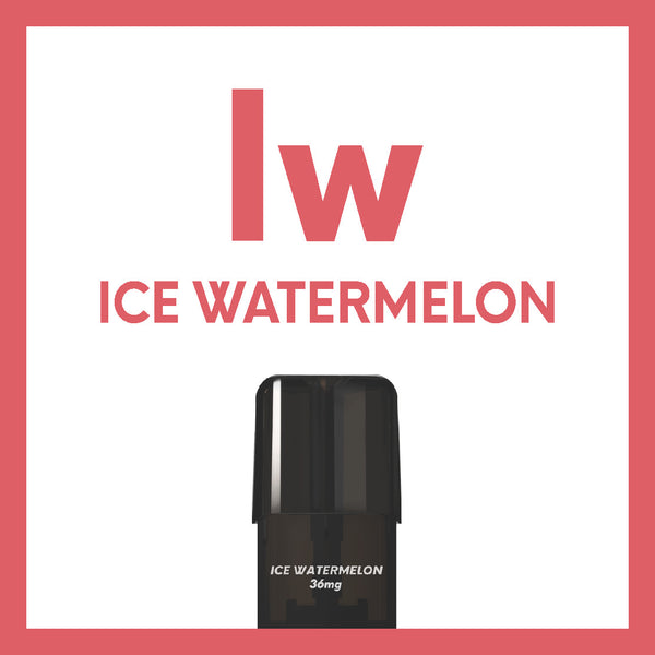 Airscream 2AirsPops Pods 1.6ML Ice Watermelon