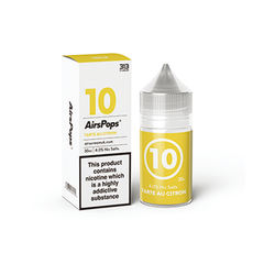 Airscream 313 E-LIQUID Tarte Au Citron 30ml
