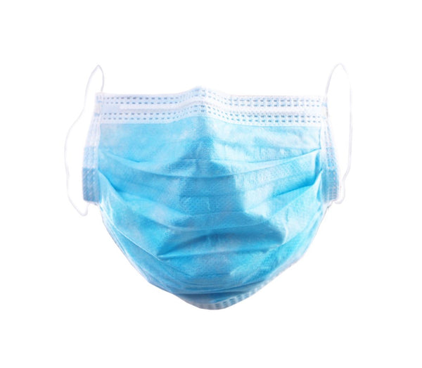 Disposable Face Mask 50pcs EC Certified