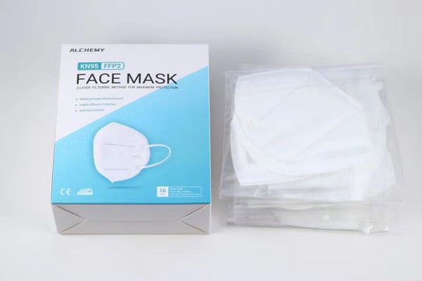 In-Stock! KN95/FFP2 Face Mask