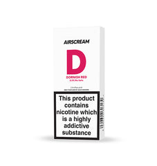 Airscream Cartridge Dornish Red 2pods pk