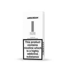 PRE-ORDER Airscream Cartridge Ice Toba 2pods pk