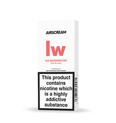 Airscream Cartridge Ice Watermelon 2pods pk