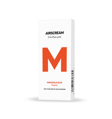 AIRSCREAM Cartridge Mangolicious 1.2ML 2pods pk