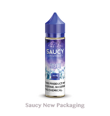 Saucy Subzero Grape Escape 60 ML