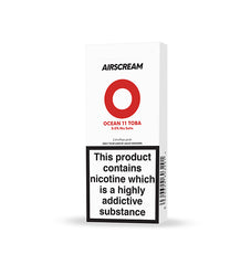 AIRSCREAM Cartridge Ocean 11 Toba 1.2ML 2pods pk