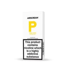 PRE-ORDER Airscream Cartridge Pina King  2pods pk