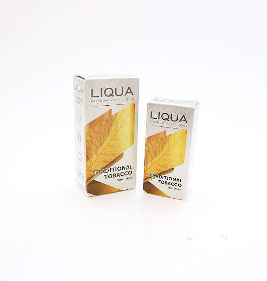 Liqua Element Traditional Tobacco