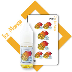 PlusV Ice Mango 10 ML