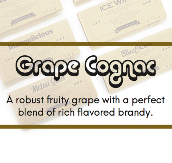 Airscream Cartridge Grape Cognac 4pods pk