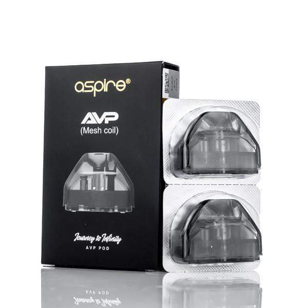 Aspire AVP Mesh Replacement POD (Mesh Coil 0.6ohm)