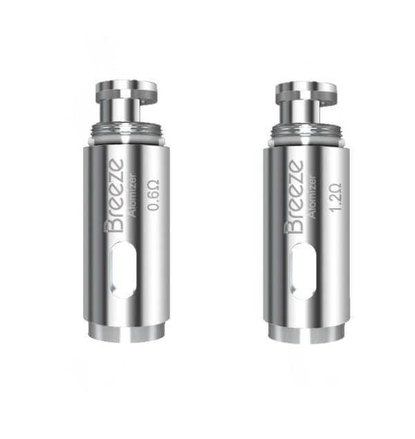 Aspire Breeze Atomizer Coil 0.6/1.2 Ohm