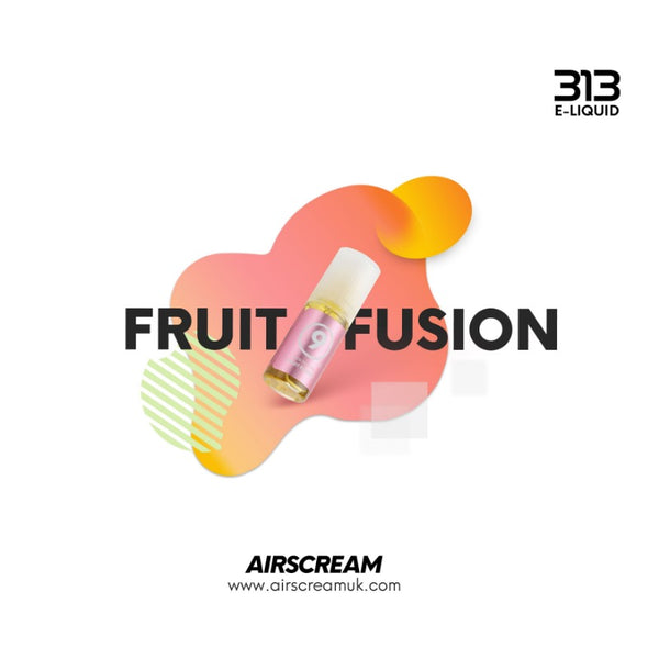 AIRSCREAM 313 E-LIQUID Fruit Fusion 10ml