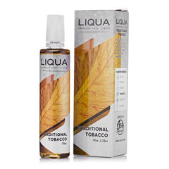 Liqua Element Traditional Tobacco 70ml
