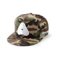 AIRSCREAM Logo Cap Camo