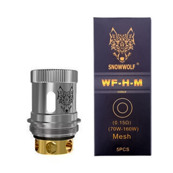 Snowwolf Mfeng WF-H-M Coil (Mesh) 0.15ohm