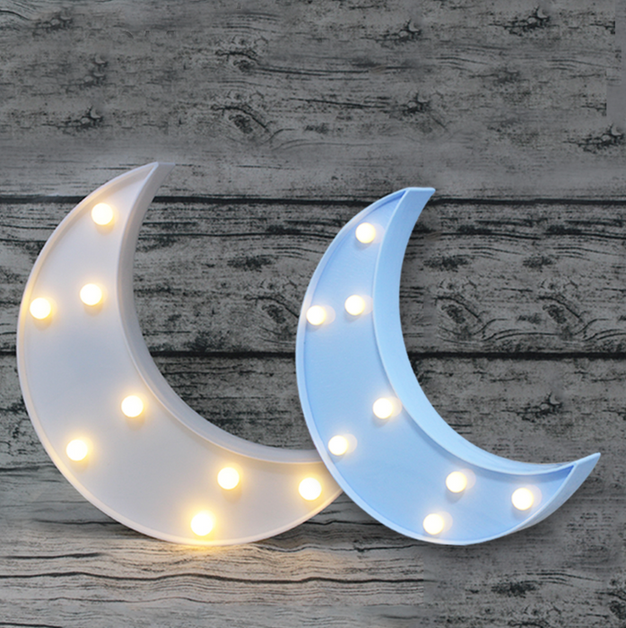 Copy of Bed Side or Wall Lamp - Moon