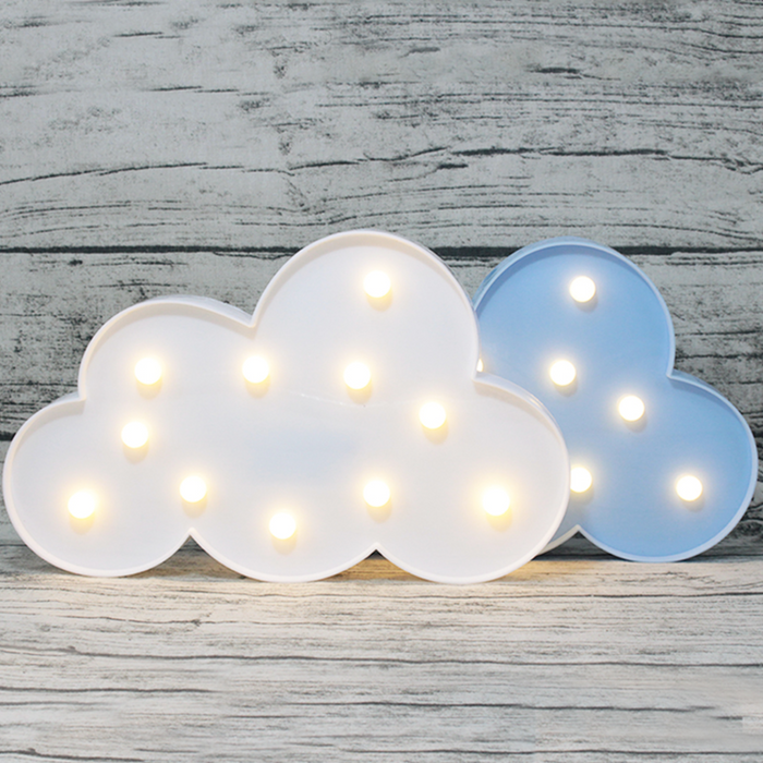 Bed Side or Wall Lamp - Cloud