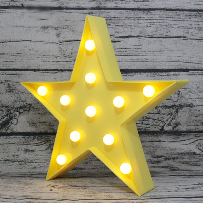 Copy of Bed Side or Wall Lamp - Star
