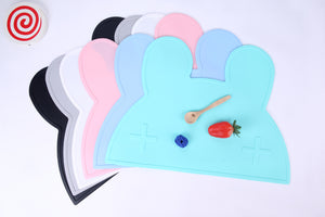Cute Silicone Placemats - Rabbit