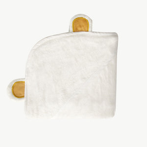 Hooded Towel for Babies - Bear