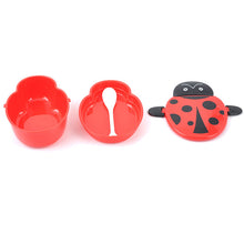 Lunch Box Dual Layer - Ladybug