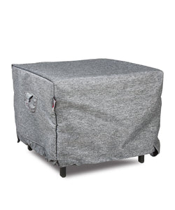 "Accent Table Cover Platinum Square - 26""Wx 26""D x 21""H"