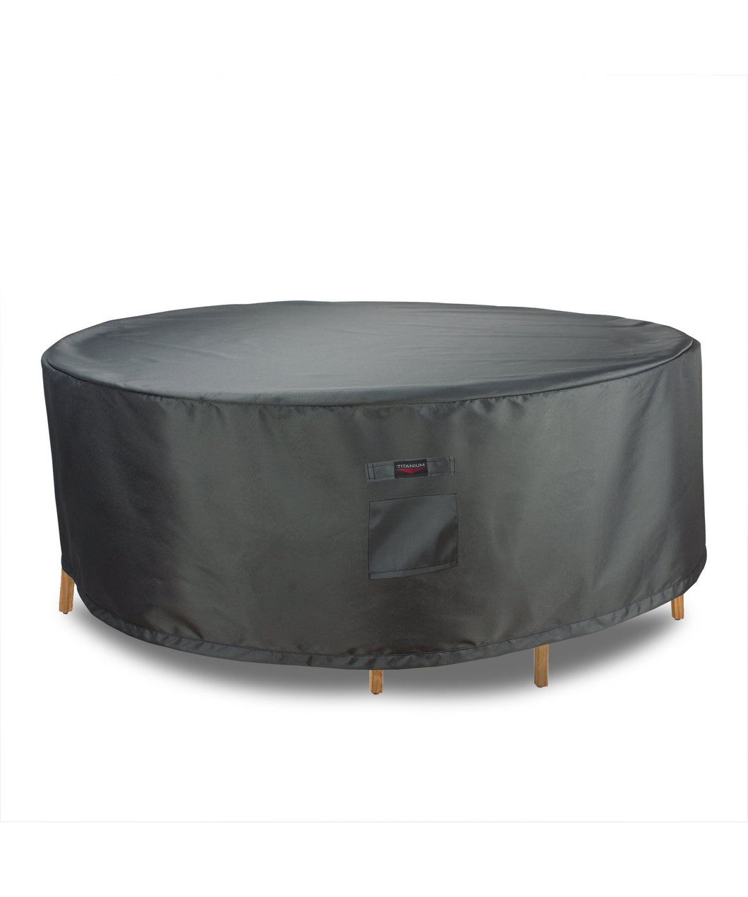 Dining Set Cover Round - 80