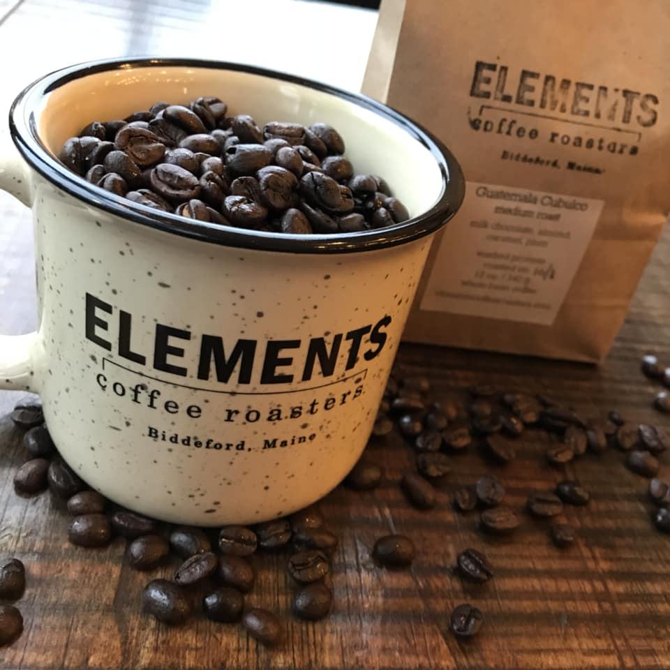 Elements Coffee Roasters Ceramic Mug