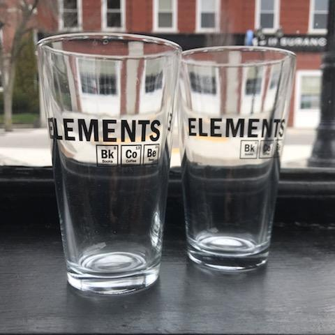 Elements Glassware