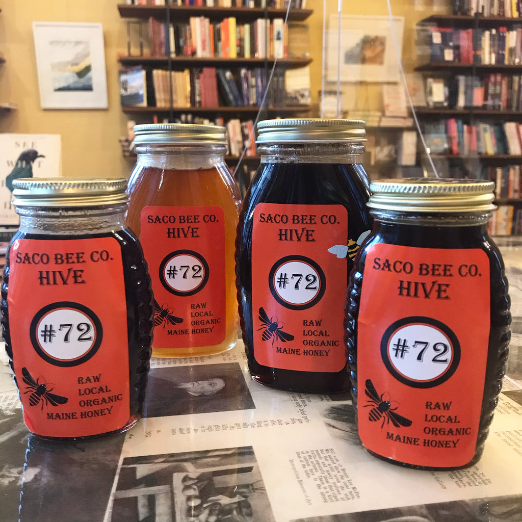Saco Bee Co Local Honey