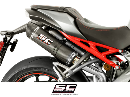 GP-TECH Silencers SPEED TRIPLE 1050 S/R/RS '16-19
