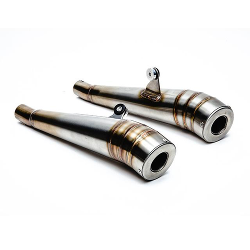 GP Slip On Exhaust for Thruxton R