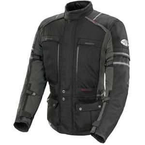 Ballistic Adventure Jacket (Black/Gunmetal)