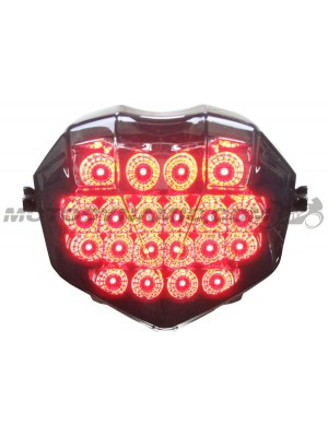 2013-2017 Triumph Daytona 675/675R 2013-2018 Street Triple Sequential LED Tail Lights