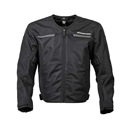 Scorpion Drafter II Jacket Black