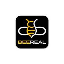 BEEREAL Sticker