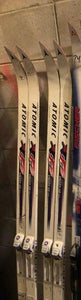 Usagé - Skis de fond classiques Atomic ACC Valley 58/ Used - Classic Cross Country Skis Atomic ACC Valley 58