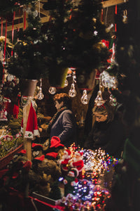 Table d'exposant (Marché de Noël 2019)