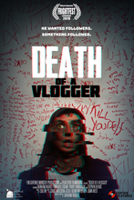 Load image into Gallery viewer, Death of a Vlogger (2019)