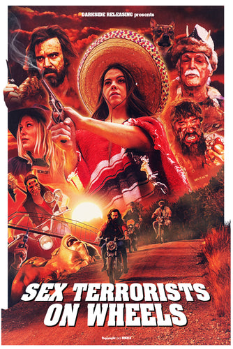 Sex Terrorists on Wheels (2019)